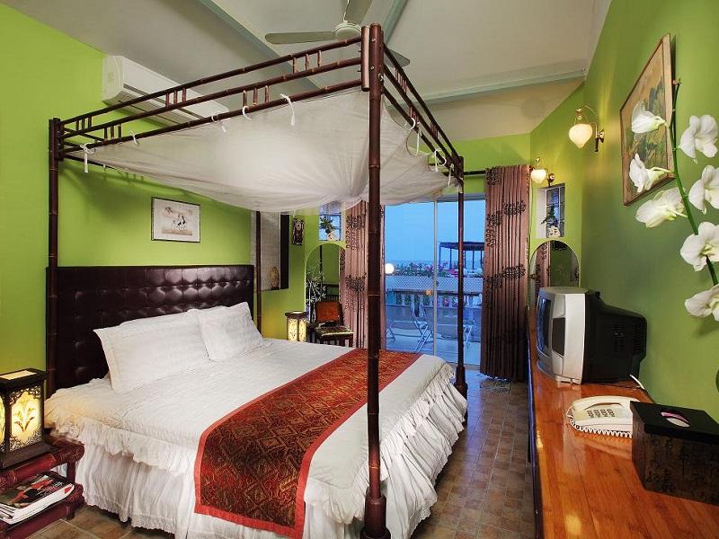 Biệt Thự Duplex - 02 Phòng Ngủ (Duplex Villa - 02 Bedrooms)