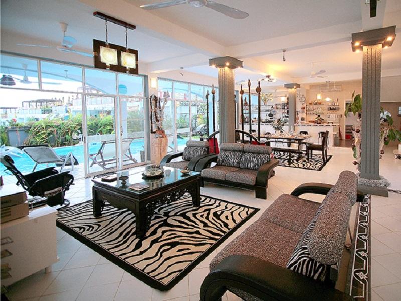 Biệt Thự Triplex - 03 Phòng Ngủ (Triplex Villa - 03 Bedrooms) | Có hồ bơi riêng