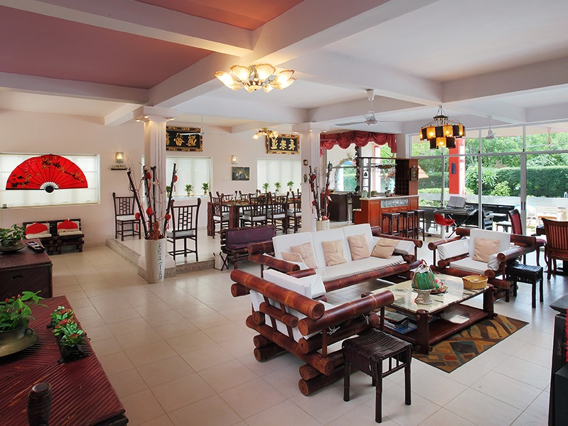 Biệt Thự Penthouse - 04 Phòng Ngủ (Penthouse Villa - 04 Bedrooms) | Có hồ bơi riêng