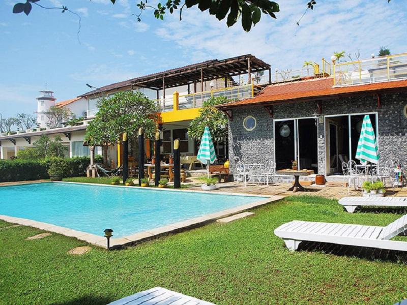 Biệt Thự Penthouse - 06 Phòng Ngủ (Penthouse Villa - 06 Bedrooms) | Có hồ bơi riêng