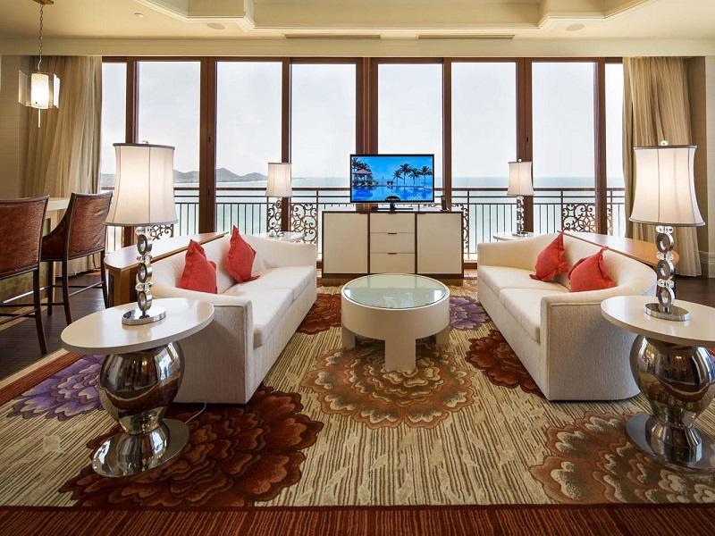 Premier Ocean View Suites