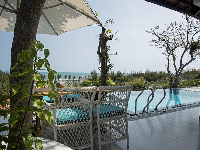 Biệt thự Sanctuary 02 Phòng Ngủ - Hồ Bơi Riêng (Sanctuary Pool Villa 2 Bedrooms)
