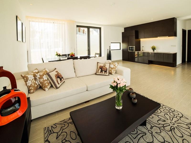 Biệt thự Suite 2 – 3 phòng ngủ
